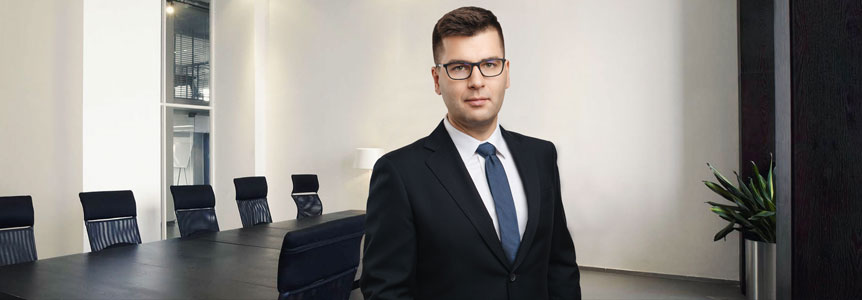 Adwokat Maksymilian Bergtraum